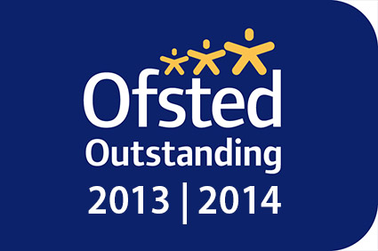 OFSTED Outstanding 2014